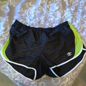 Umbro Athletic Running Shorts